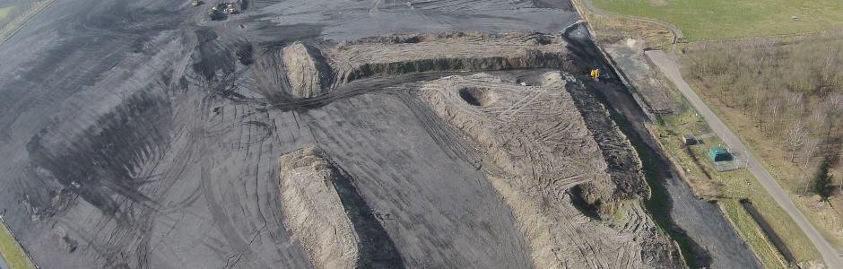 Project voormalige stortplaats Vlagheide