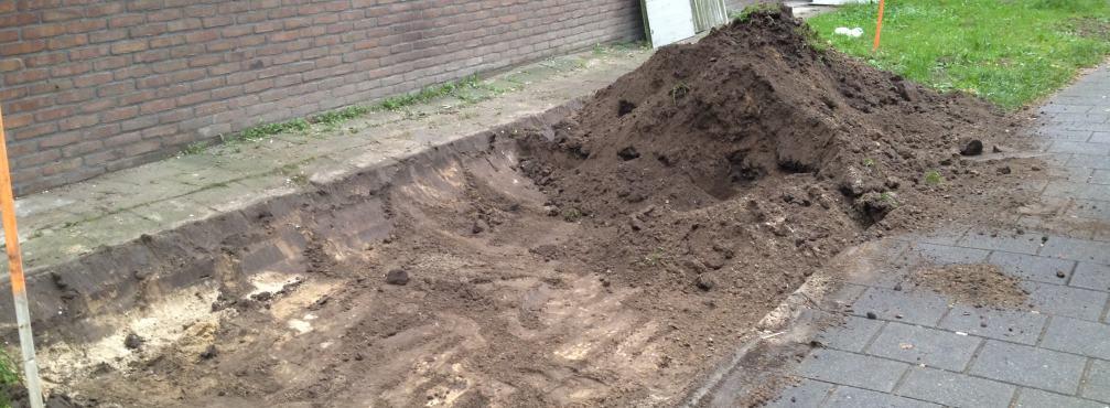 MILON begeleidt grondsanering calamiteit Tilburg