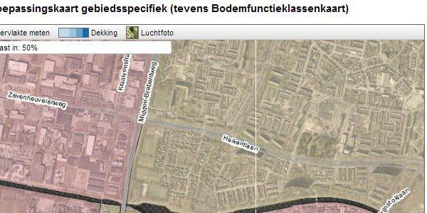 Gemeente Tilburg Erkent Alle Brabantse Bodemkwaliteitskaarten