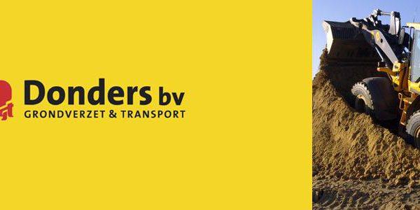 MILON Feliciteert Grondverzet- En Transportbedrijf Donders Met Haar Vergunning