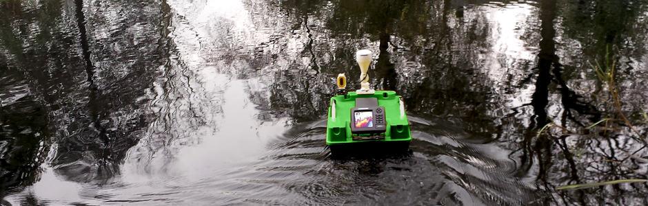Waterbodemonderzoek met GeoBoot