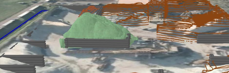 Ons werkveld: MILON MapViewer