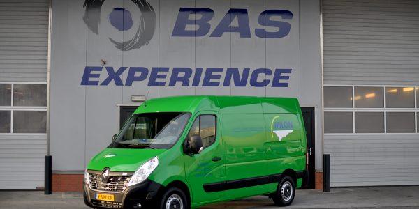 MILON Neemt Nieuwe Bedrijfswagen In Gebruik