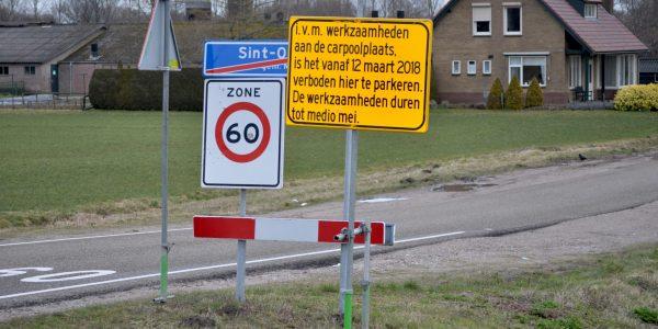 Bijdrage Aan Nieuwe Carpoolplaats En HOV-halte A50 Sint-Oedenrode