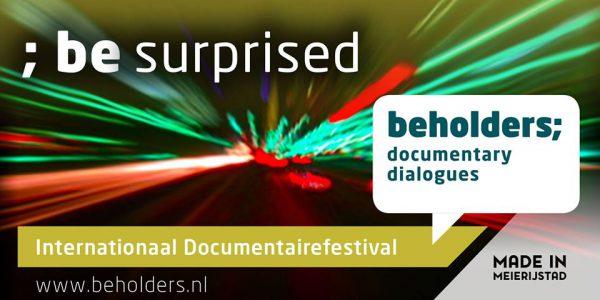 Trotse Sponsor Van Het Beholders Festival